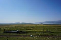 Τοπίο Arpi λιμνών στοκ φωτογραφία με δικαίωμα ελεύθερης χρήσης