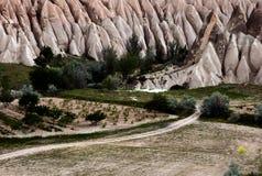 Τοπίο Cappadocia Στοκ Εικόνες