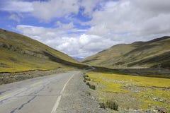 Τοπίο Cuona του Θιβέτ Στοκ φωτογραφία με δικαίωμα ελεύθερης χρήσης