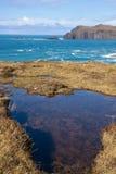 Τοπίο Dingle χερσόνησος Ιρλανδία Στοκ φωτογραφία με δικαίωμα ελεύθερης χρήσης