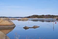 τοπίο dusa Στοκ Φωτογραφίες