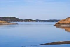 τοπίο dusa Στοκ Εικόνες