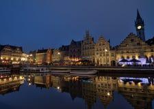 Τοπίο Gent Στοκ Φωτογραφίες