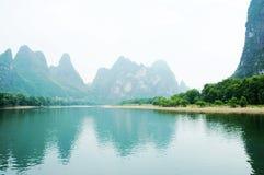 τοπίο guilin της Κίνας Στοκ φωτογραφίες με δικαίωμα ελεύθερης χρήσης