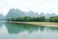 τοπίο guilin της Κίνας Στοκ εικόνες με δικαίωμα ελεύθερης χρήσης