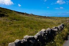 Τοπίο Inishmore Στοκ φωτογραφία με δικαίωμα ελεύθερης χρήσης