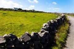 Τοπίο Inishmore Στοκ εικόνες με δικαίωμα ελεύθερης χρήσης