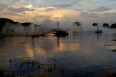 Τοπίο Lishui Στοκ Φωτογραφίες