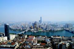 Τοπίο Liuzhou Στοκ Εικόνες