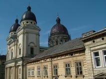 Τοπίο Lviv, Ουκρανία Στοκ Φωτογραφίες