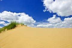 τοπίο Manitoba ερήμων του Καναδά Στοκ Φωτογραφία