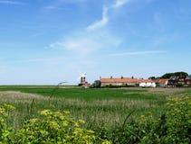 τοπίο Norfolk στοκ φωτογραφία με δικαίωμα ελεύθερης χρήσης