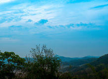 Τοπίο Phlueng Khao Στοκ εικόνες με δικαίωμα ελεύθερης χρήσης