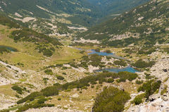 Τοπίο Pirin βουνών στοκ φωτογραφίες με δικαίωμα ελεύθερης χρήσης
