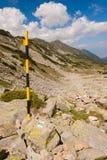 Τοπίο Pirin βουνών Στοκ Εικόνα