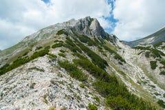 Τοπίο Pirin βουνών Στοκ εικόνες με δικαίωμα ελεύθερης χρήσης