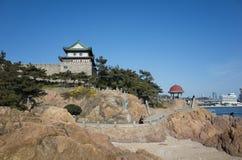 Τοπίο Qingdao στοκ εικόνες με δικαίωμα ελεύθερης χρήσης