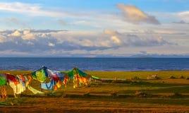 Τοπίο Qinghai Στοκ Εικόνα
