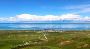 Τοπίο Qinghai Στοκ Φωτογραφίες