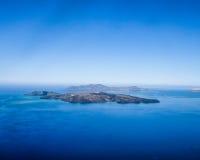 Τοπίο Santorini Στοκ φωτογραφία με δικαίωμα ελεύθερης χρήσης