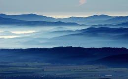 Τοπίο Tatra βουνών Στοκ εικόνες με δικαίωμα ελεύθερης χρήσης