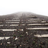 Τοπίο Terril Στοκ φωτογραφία με δικαίωμα ελεύθερης χρήσης