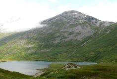 Τοπίο Trollstigen της Νορβηγίας Στοκ εικόνα με δικαίωμα ελεύθερης χρήσης