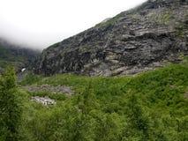 Τοπίο Trollstigen της Νορβηγίας Στοκ φωτογραφίες με δικαίωμα ελεύθερης χρήσης