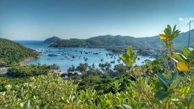 Τοπίο Vinh γεια Βιετνάμ Στοκ Εικόνες