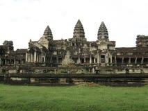 Τοπίο Wat Angkor Στοκ Εικόνες