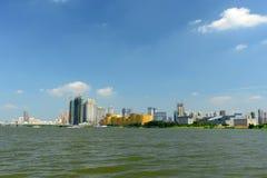 Τοπίο Wuhan Στοκ Φωτογραφίες