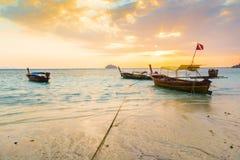 Τοπική βάρκα κατάδυσης στοκ εικόνα