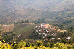 Τοπικός του χωριού αγρότης στοκ φωτογραφίες
