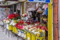 Τοπικό κατάστημα Flowe στοκ εικόνα με δικαίωμα ελεύθερης χρήσης