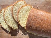 Τοπικό σισιλιάνο ψωμί από semolina Στοκ Εικόνα