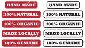 Τοπικό χέρι - γίνοντα σύνολο γραμματοσήμων