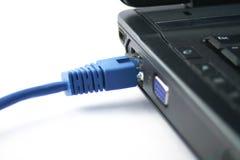 τοπικό LAN σύνδεσης Στοκ φωτογραφία με δικαίωμα ελεύθερης χρήσης