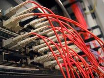 τοπικό LAN υλικού Στοκ Εικόνα