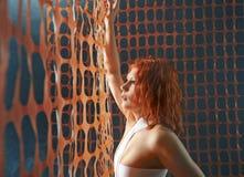 Τοποθέτηση γυναικών φαντασίας Στοκ Εικόνες