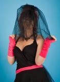 τοποθέτηση καπέλων κοριτ& Στοκ εικόνες με δικαίωμα ελεύθερης χρήσης