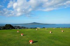 Τοποθετήστε Βικτώρια σε Devonport, Ώκλαντ στη Νέα Ζηλανδία Στοκ εικόνες με δικαίωμα ελεύθερης χρήσης