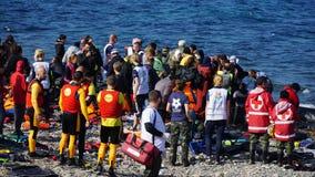 Τοποθετήστε την πρόσφατα προσεγγισμένη βάρκα Στοκ φωτογραφίες με δικαίωμα ελεύθερης χρήσης