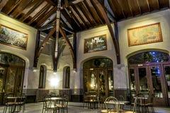 Τοποθετήστε το βασιλικό εσωτερικό σαλέ Στοκ Εικόνες