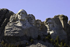 Τοποθετήστε την εθνική αναμνηστική νότια Rushmore Ντακότα Στοκ φωτογραφία με δικαίωμα ελεύθερης χρήσης