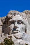 Τοποθετήστε το εθνικό μνημείο Rushmore στη νότια Ντακότα Πνεύμα θερινής ημέρας Στοκ Εικόνες