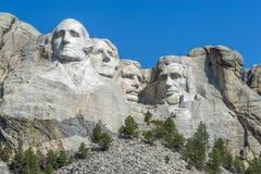 Τοποθετήστε το εθνικό μνημείο Rushmore, SD Στοκ Εικόνα
