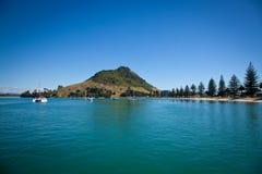Τοποθετήστε το λιμάνι Νέα Ζηλανδία Maunganui - Tauranga Στοκ εικόνες με δικαίωμα ελεύθερης χρήσης