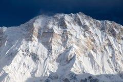 Τοποθετήστε Annapurna, από το νότιο στρατόπεδο βάσεων Annapurna Στοκ εικόνες με δικαίωμα ελεύθερης χρήσης