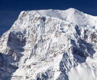 Τοποθετήστε Annapurna 3, στρογγυλό ίχνος οδοιπορίας κυκλωμάτων Annapurna Στοκ φωτογραφία με δικαίωμα ελεύθερης χρήσης