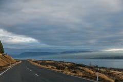 Τοποθετήστε Cook το Aoraki/τοποθετήστε το εθνικό πάρκο Cook, νότιο νησί, Νέα Ζηλανδία Στοκ φωτογραφία με δικαίωμα ελεύθερης χρήσης